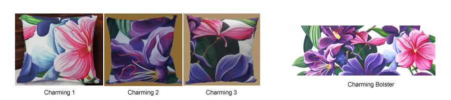 Ccharming cushion covers