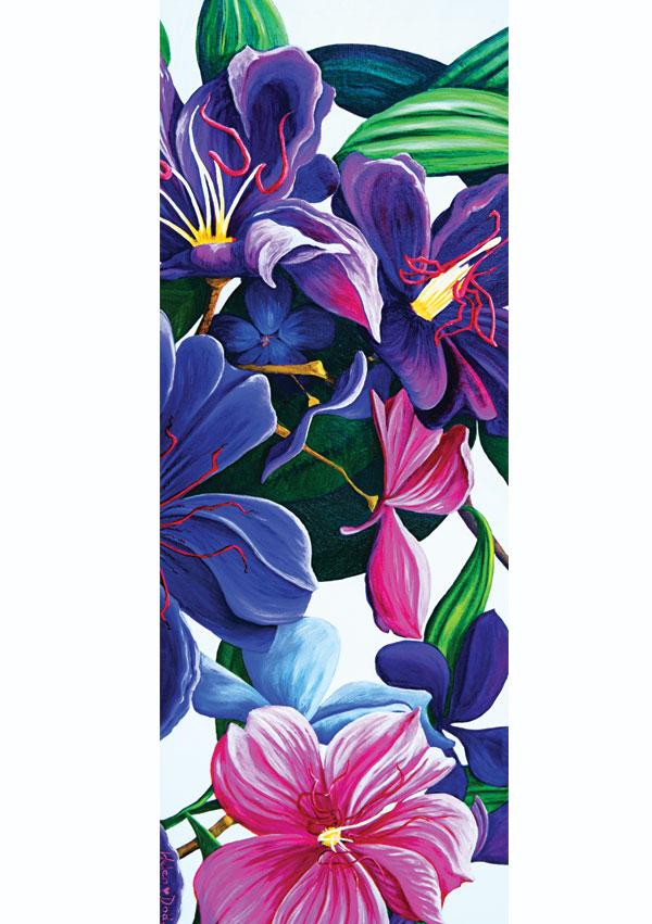 Charming pink - Artist Helen Dodge