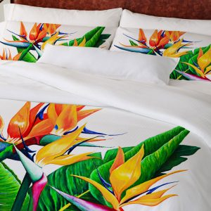 Majestic Duvet Cover Set - Helen Dodge. Artist
